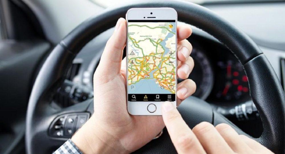 Yol Yardım Android ve IOS Uygulamaları